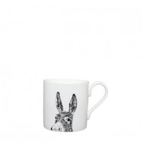 Little Weaver Arts Donkey Espresso Cup
