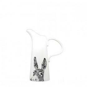 Little Weaver Arts Donkey Jug 20cm