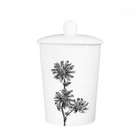 Little Weaver Arts Wild Chicory Storage Canister