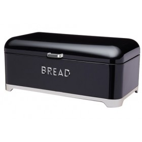 Lovello Bread Bin Black