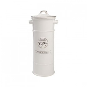Pride Of Place Spoon Spaghetti Jar Old White