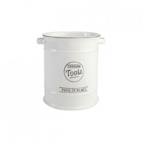 Pride Of Place Utensil Jar Old White