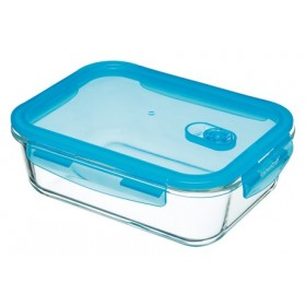 Pure Seal Glass Rectangular 1.5 Litres Storage Container