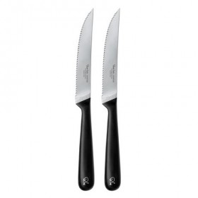 Robert Welch Signature Serrated Steak Knife Set of Two