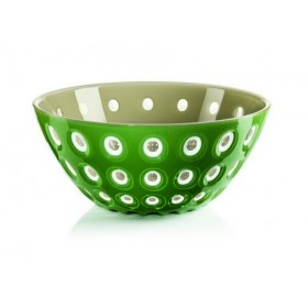 Guzzini Le Murrine Bowl 25cm Sage Grass Green