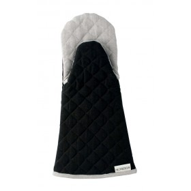 Sterck Carom Oven Gauntlet Two Tone Denim Black and Grey