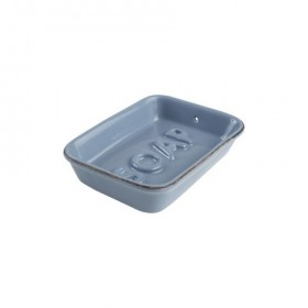 T&G Ocean Soap Dish Blue