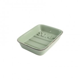 T&G Ocean Soap Dish Green