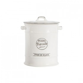 Pride Of Place Biscuit Barrel Old White
