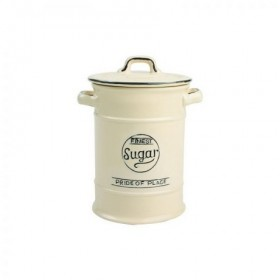 Pride Of Place Sugar Canister Old Cream