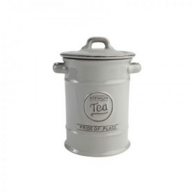 Pride Of Place Tea Canister Old Grey
