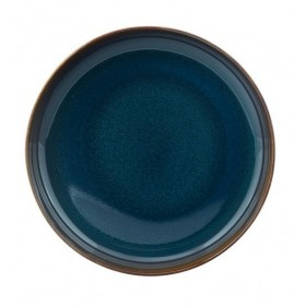 Villeroy and Boch Crafted Denim Open Bowl Blue 21.5 cm