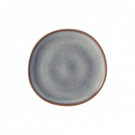 Villeroy and Boch Lave Beige Dessert Salad Plate 23cm