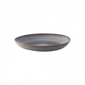 Villeroy and Boch Lave Beige Large Flat Bowl 28cm