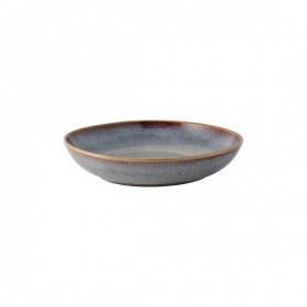 Villeroy and Boch Lave Beige Small Flat Bowl 22cm
