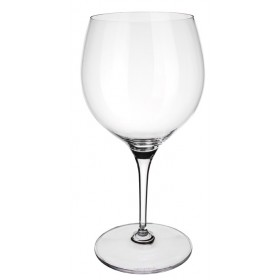 Villeroy and Boch Maxima Burgundy Goblet 790ml