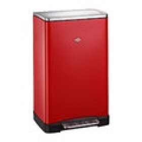 Wesco One Boy 40L Kitchen Bin Red