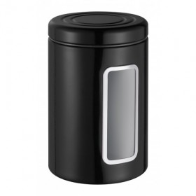Wesco Window Canister in Black