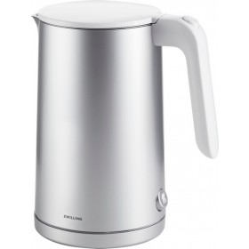 Zwilling J A Henckels Enfinigy Silver Cordless Electric Kettle