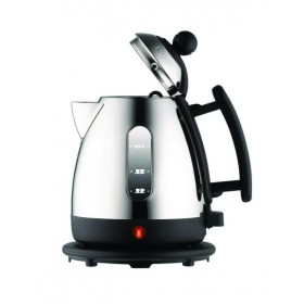 Dualit Mini Kettle Chrome Black 1 Litre