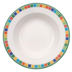 Villeroy & Boch  Twist Alea Caro Deep Plate