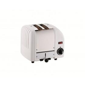 Dualit Vario 2 Slot Toaster White