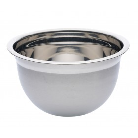 Kitchen Craft Deluxe Stainless Steel 27cm Bowl