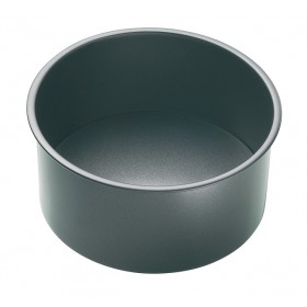 Master Class Round Loose Base Deep Cake Pan 18cm