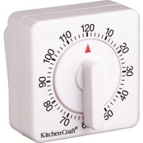 Kitchen Craft Two Hour Mechanical Timer