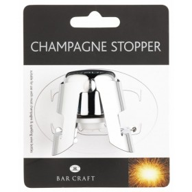 BarCraft Champagne and Sparkling Wine Stopper