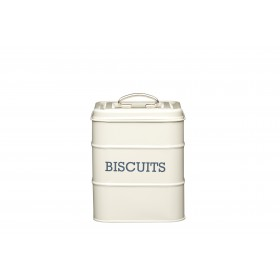 Living Nostalgia Biscuit Barrel Cream