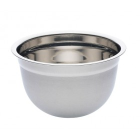 Kitchen Craft Deluxe Stainless Steel 18cm Bowl