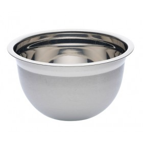 Kitchen Craft Deluxe Stainless Steel 22cm Bowl