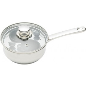 Kitchen Craft Induction Two Hole Egg Poacher