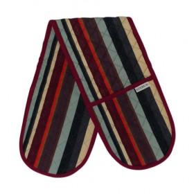Sterck Rainbow Stripe Larvotto Double Oven Glove