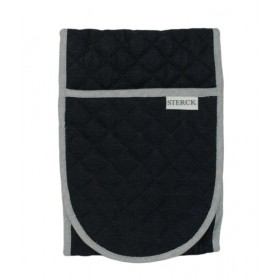 Sterck Double Oven Glove Carom Black