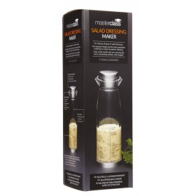 MasterClass Deluxe Acrylic Salad Dressing Shaker