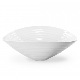 Sophie Conran for Portmeirion White Large Salad Bowl 33cm