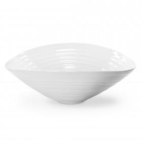 Sophie Conran for Portmeirion White Medium Salad Bowl 28cm