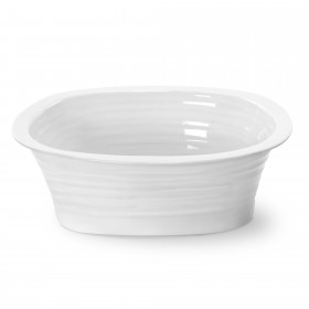 Sophie Conran for Portmeirion White Rectangular Pie Dish 19cm