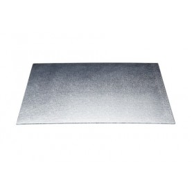 Sweetly Does It Silver 35cm Square Cake Board