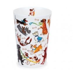 Dunoon Travel Mug Dog Galore 440ml